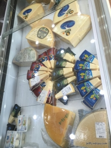 More cheese at Sunline.