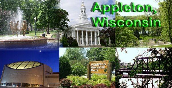 Scenes from Appleton, Wisconsin