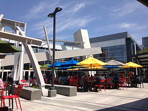 Googleliath's Googleplex (source: Wikipedia)