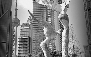 The Angels of Lujiazui Park