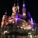 The castle at Shanghai Disney Resort