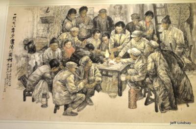 Xiaogang Signing