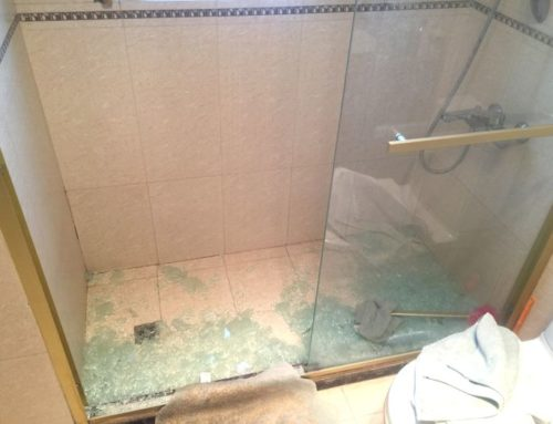 Surviving China Tip: The Glass in Your Bathroom May Not Be Safety Glass