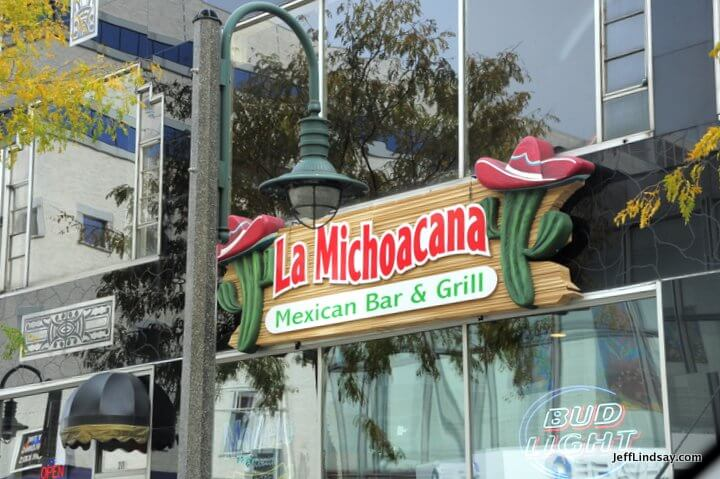 La Mihoacana: Appleton, WI and the Fox Valley