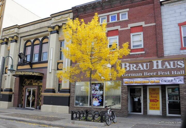 Brau Haus in Appleton, WI and the Fox Valley