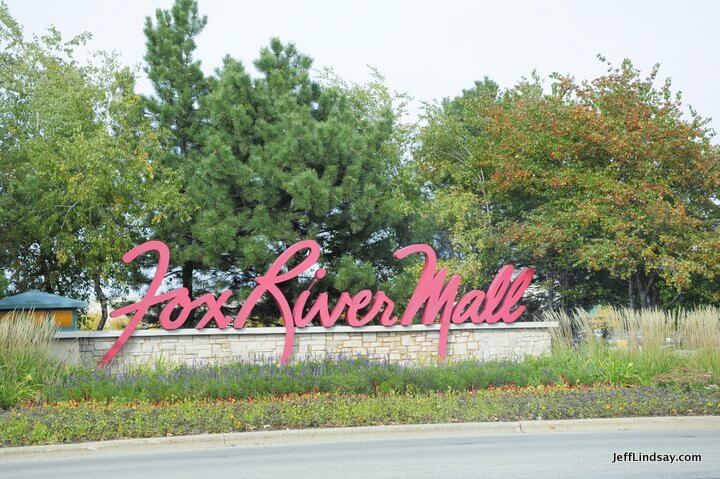 Appleton, WI and the Fox Valley: Fox River Mall