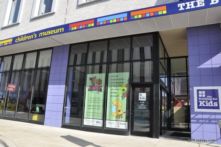 Appleton Childrens Museum
