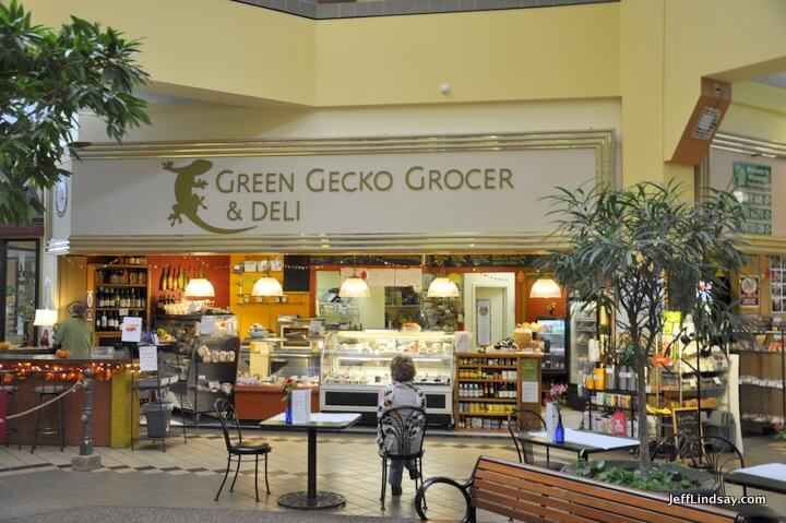 Green Gecko Deli: god place to eat in Appleton, WI and the Fox Valley