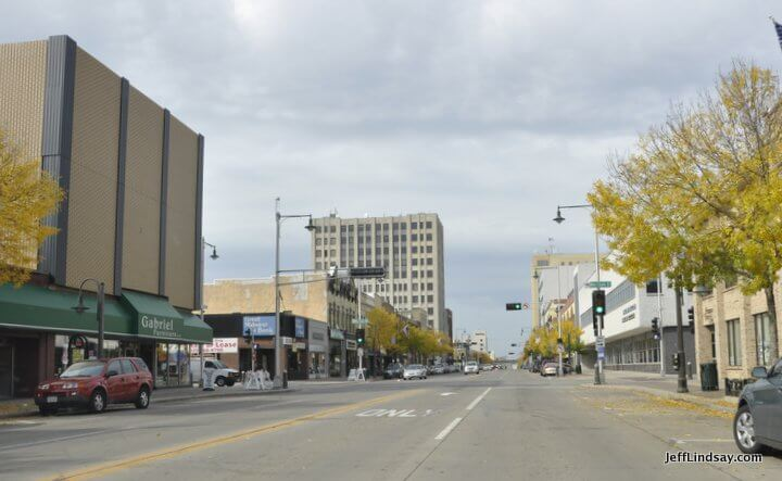 Appleton, WI and College Avenue.
