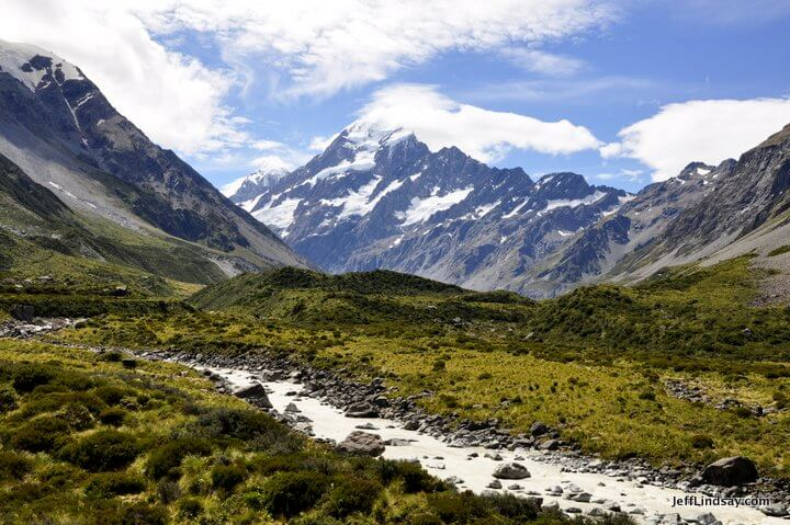 New Zealand: Mt Cook