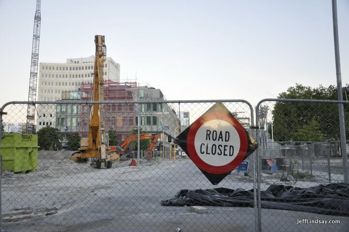 New Zealand: Christchurch 2010 earthquake